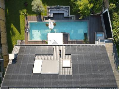 Strategische Partnerschaft der Solar-Branchengrößen LG Electronics und EUPD Research: Symbiose aus Funktionalität, Ästhetik und Nachhaltigkeit