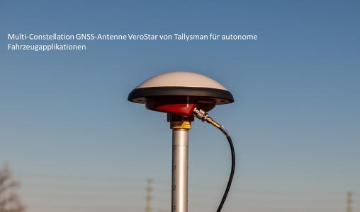 Ultra-genaue GNSS-Antenne VeroStar von Tallysman
