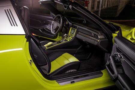 TECHART for the Porsche 911 Targa 4 models