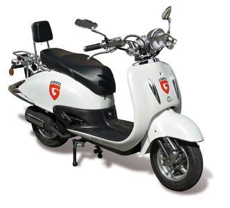 G Data Retro-Scooter