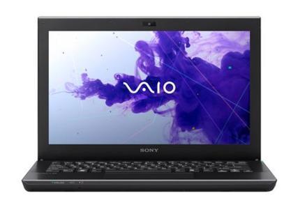 VAIO S Serie 13 von Sony schwarz