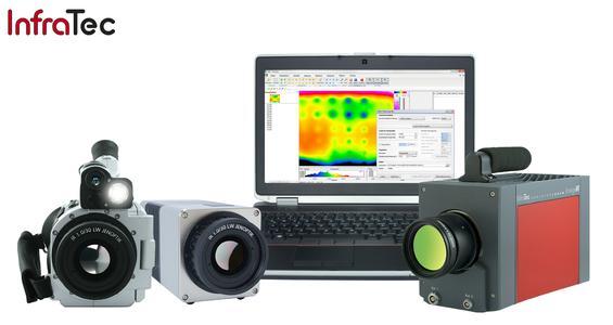 Aktiv-Thermografie mit Thermografiesystemen von InfraTec