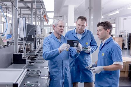 Das DIGITRADIO 1 überzeugt mit bester Qualität Made in Germany