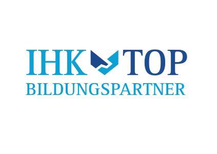 Logo IHK Top-Bildungspartner