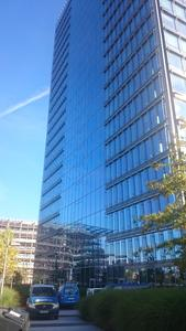 Cleaning action: Kipp Umwelttechnik at the Weser Tower