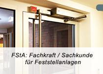 Feststellanlagen mit Prüfung gibt es bei der UDS-Beratung. Perfekt kombinierbar mit RWA und Rufanlagen.