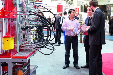 HANSA-FLEX Hannover Messe Industrie 2017