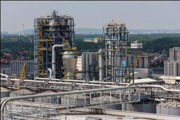 Borealis Schwechat plant turnaround - at peak times up to 550 employees were working on the site