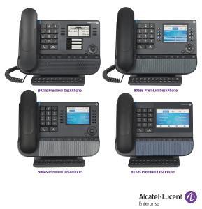 Neue Telefone von Alcatel-Lucent Enterprise optimieren das Nutzererlebnis in der Unternehmenskommunikation