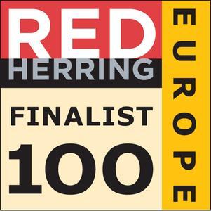 Red Herring Award Finalist Logo