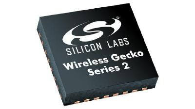 Wireless Mighty- und Blue Gecko SoCs Series 2