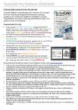 [PDF] Prospekt: TurboCAD Pro Platinum 2018