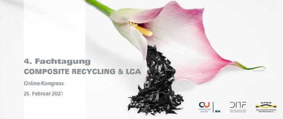 4. Fachkongress Composite Recycling & LCA
