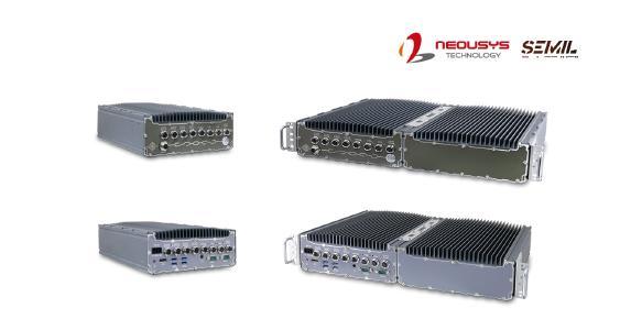 Neousys stellt mit dem SEMIL einen lüfterlosen wasserdichten GPU-Computer