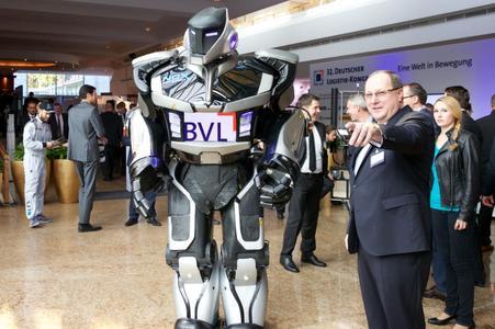 32. Deutscher Logistik-Kongress, 28. Oktober. Foto: BVL / Kai Bublitz