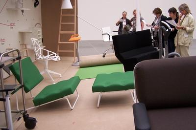 tretford Interland: Ausgesucht vom Rat für Formgebung für eine Design-Ausstellung in Nürnberg