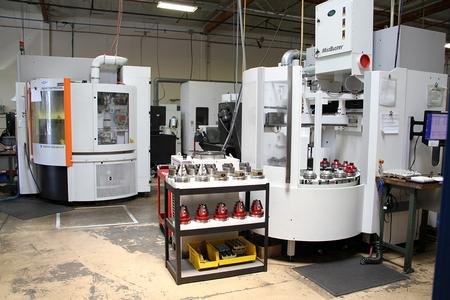 The best of the best 3- and 5-axis machining centers from Germany, Switzerland and Japan, - all programmed with hyperMILL® from OPEN MIND (Image source: OPEN MIND)