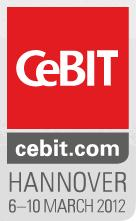 Logo of CeBIT 2012