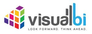 Logo Visual BI