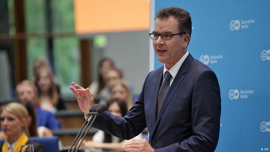German Development Minister Gerd Müller