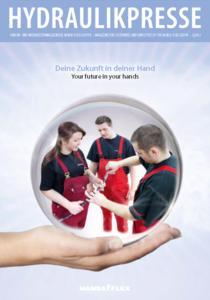 Hydraulikpresse 2/2012 Titelseite