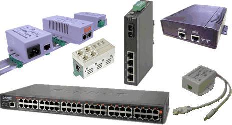 Power over Ethernet auch für Industrie, Marine und Bahn  UBF EDV H...