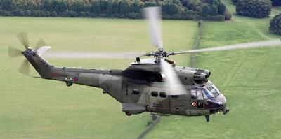 Eurocopter UK receives contract to support the 24 Royal Air Force