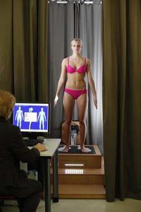 Beim berührungslosen Vermessen mit dem 3D-Scanner werden innerhalb weniger Sekunden mehr als 2 Mio. Messpunkte  erfasst und können in der Folge am Computer ausgewertet werden