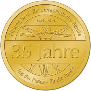 """Medaille """"35 Jahre BTB"""""""