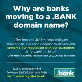 Bank-Domains: Single-character and Two-Letter Names become available