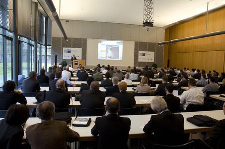 Der internationale Fachkongress Industry-Forum von CADENAS zieht jedes Jahr rund 200 Fachkräfte aus den Bereichen Maschinen- und Anlagenbau sowie Elektrotechnik nach Augsburg.