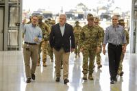 Rheinmetall eröffnet Militärfahrzeug-Kompetenzzentrum MILVEHCOE in Australien