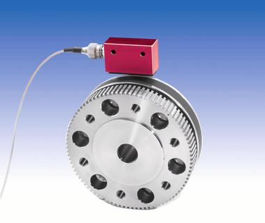 Manner's Rotary Torque Measuring Flange now with additional Axial Force Measurement