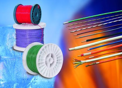 PTFE-isolierte Kabel und Litzen widerstehen extremen ...