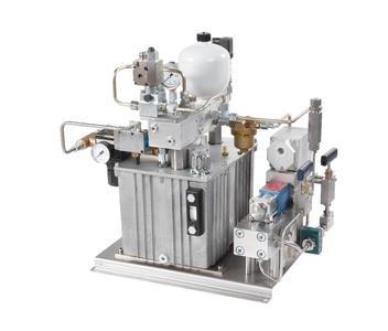 ATEX-konformes 3/3-Wege-Proportionalventil mit hydraulischer Versorgung