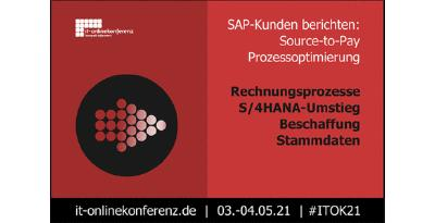 xSuite beim Thementag Source-to-Pay der IT-Onlinekonferenz