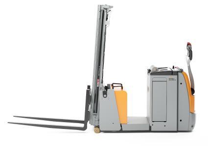 All-Rounder: Durch freitragende und verstellbare Gabelzinken können unterschiedlichste Paletten genutzt werden. Foto: STILL GmbH