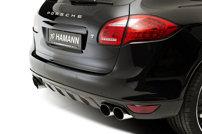 HAMANN gives the new Porsche Cayenne (958) more profile