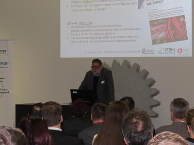 Dr. Matthias Nagel, Geschäftsführer der n³ Data & Software Science GmbH