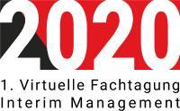 1. Virtuelle Fachtagung Interim Management am 25. 4. 2020