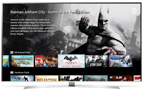 LG macht Gamefly Videospiele-Streaming weltweit auf webOS Smart TVs verfügbar