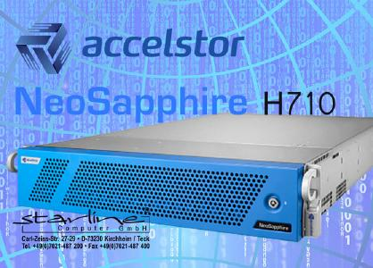 NeoSapphire H710 von AccelStor