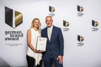 AURA LIGHT gewinnt German Brand Award 2019