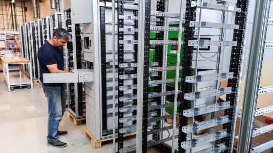 Produktionsstart Swobbee / Copyright GreenPack GmbH