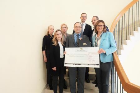 Projektstart Regionales Innovationsmanagement - Unterstützung durch das Wirtschaftsministerium / Foto: Ministerium für Wirtschaft, Arbeit und Wohnungsbau Baden-Württemberg