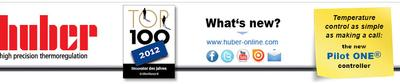 Huber Email Footer