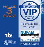Der Branchen-Sender Telematik.TV wird auch auf der NUFAM sein.