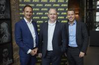 von links nach rechts Dominik Fehringer ( Geschäftsführer WRO GmbH); Fabian Böser (EY Associate Partner); Dr. Jochen Kopitzke ( WRO-Vorstandsmitglied und Geschäftsführer Philipp Kirsch GmbH)