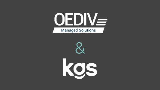 OEDIV und kgs Partnerschaft