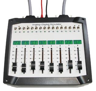SPS-Anlagensimulator – Das ideale Testgerät für den SPS-Programmierer und Inbetriebnehmer